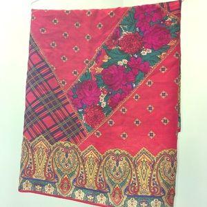 Beautiful 100% silk scarf